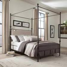 Canopy Bedroom Sets Queen by Belham Living Allister Canopy Bed Bed Pinterest Products