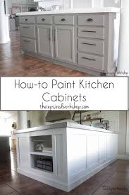 painting kitchen cabinets tutorial how to paint kitchen cabinets kitchen paint kitchen