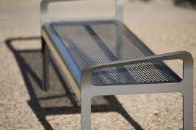 ratio bench outdoor forms surfaces