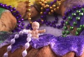 mardi gras king cake baby mardi gras party cake studio has king cakes tnt diner