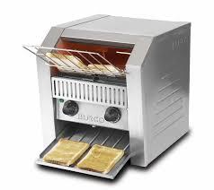 Glen Toaster Commercial Toaster Conveyor Tccnv01 Burco