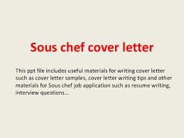 Resume Sous Chef Sous Chef Cover Letter 1 638 Jpg Cb U003d1393266123