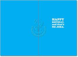age jokes funny birthday greeting card