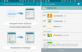 how to get icloud photos on android 4 ways to transfer icloud calendar to android devices