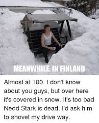 Driving In Snow Meme - m meanwhile in finland almost at 100 i don t know about you guys