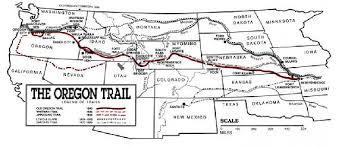 history oregon trail
