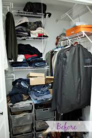 organizing shirts in closet how to organize your closet without spending anything