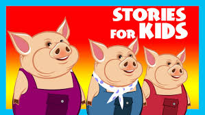 stories kids pigs story compilation moral