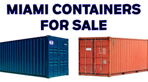 shipping containers for sale miami call 321 231 7076 for