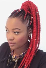 red cornrow braided hair 41 cute and chic cornrow braids hairstyles