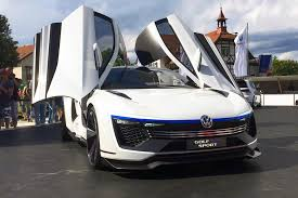 volkswagen golf gte sport review and redesign http www