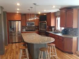 rounded kitchen island kitchen island questions to ask distinctive cabinets