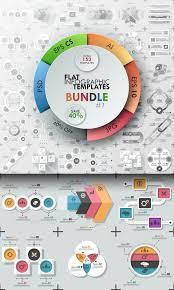 55 best psd infographic templates weelii