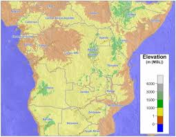 africa map elevation how to add raster legends in qgis map composer geographic