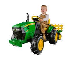 gator power wheels peg perego john deere ground force 12 volt tractor ride on