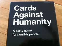 buy cards against humanity cards against humanity review clappingfetus