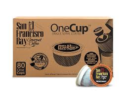 black friday k cup deals san francisco bay onecup french roast 80 count single serve