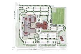 Catholic Church Floor Plans Meleca Architects Llc St Michael The Archangel Catholic Parish
