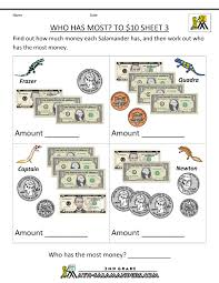 ideas about printable money worksheets for 2nd grade bridal catalog