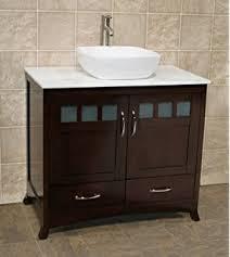 All Wood Vanity For Bathroom Amazon Com 30