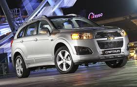 chevrolet captiva 2014 2014 chevrolet captiva makes its debut in bangkok image 237987