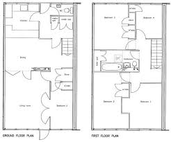 floor plans for 5 bedroom homes 3 bedroom house plans pdf free 5 room plan small 3d