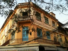 looking at the french colonial influence on the phnom penh