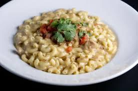 boursin cuisine recette coquillettes au poulet et boursin ww plat et recette