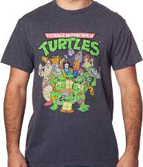 Halloween Shirts For Pregnant Moms Ninja Turtles T Shirts U0026 Costume T Shirts 80stees