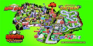 Westminster Colorado Map by Park Map For Adventure Golf U0026 Raceway Denver Co