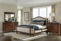 Durham Bedroom Furniture Durham Furniture Vineyard Creek 4 Sleigh Bedroom Set In