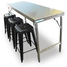 stainless steel benches food grade quality for commercial