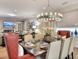 Coastal Home Interiors by Transitional Chandeliers For Dining Room Family Home With Coastal