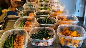 food prep diet meals to door