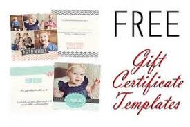 gift certificate template photoshop 28 images free photography