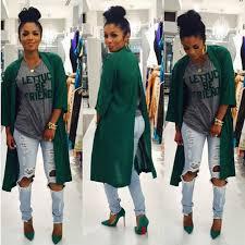 green womens blouse 2016 autumn style green blouse streetwear