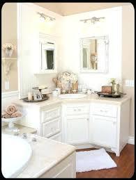 Bathroom Corner Sink Unit Vanities Small Corner Vanity Units For Cloakroom Corner Sink And
