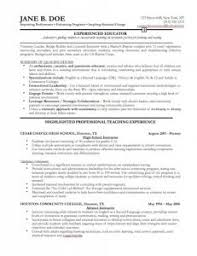 examples of resumes process paper outline resume ideas 176865