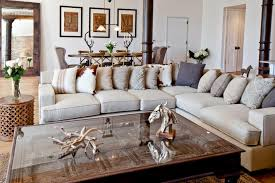 Old World Living Room Furniture by Transitional Loft With Old World Fair Marie Burgos Hgtv