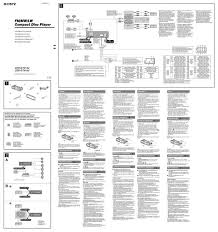 good sony cdx gt565up wiring diagram 73 about remodel online cover