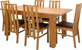 Homebase Chairs Dining Brtand New Homebase Oakleigh Extendable Oak Dining Table 149 In