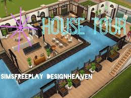 design fashion neighbor sims freeplay sims freeplay premium residence player designed house the base