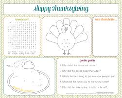turkey placemats thanksgiving activity for kids thanksgiving activity placemat