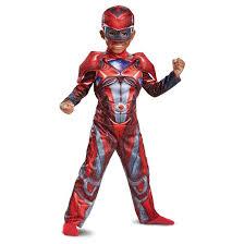 Power Rangers Halloween Costumes Adults Power Rangers Red Ranger Toddler Costume Target