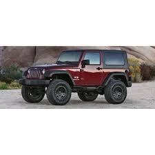 jeep jku lifted fabtech k4089 wrangler jk lift kit 3