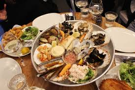 supper club the seafood bar amsterdam amsterdam and beyond