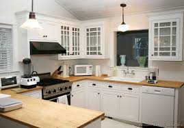 wood kitchen countertops with white cabinets best 25 wood