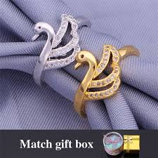 Duck Band Wedding Rings by Online Buy Wholesale Duck Band Rings From China Duck Band Rings