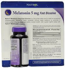 how long before bed should you take melatonin amazon com natrol melatonin 5 mg 250 fast dissolve tablets