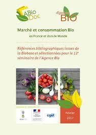 Consommation De Produits Bio Dans Marchés Et Consommation De Produits Bio En Et Dans Le Monde